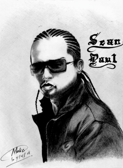 Sean Paul by Lpo